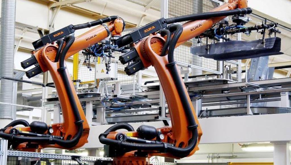 Робот убил человека на заводе Volkswagen
