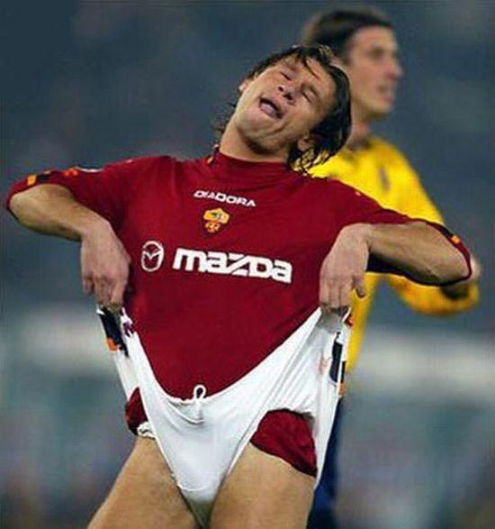 смешные картинки про футболистов